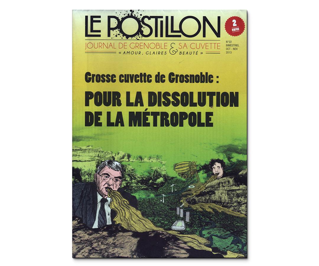 Lutopiquant_Presse_Couverture-Postillon_oct2013-2