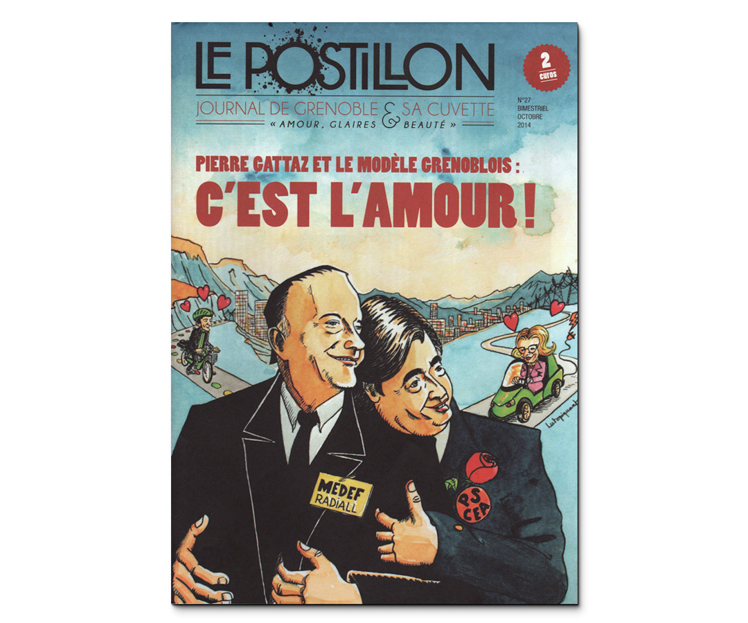 Lutopiquant_Presse_Couverture-Postillon_oct2014-2
